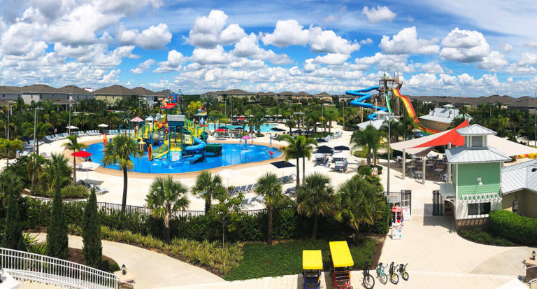 Water Park At Encore